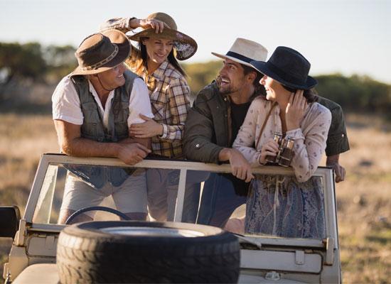 Le migliori guide per safari in Africa