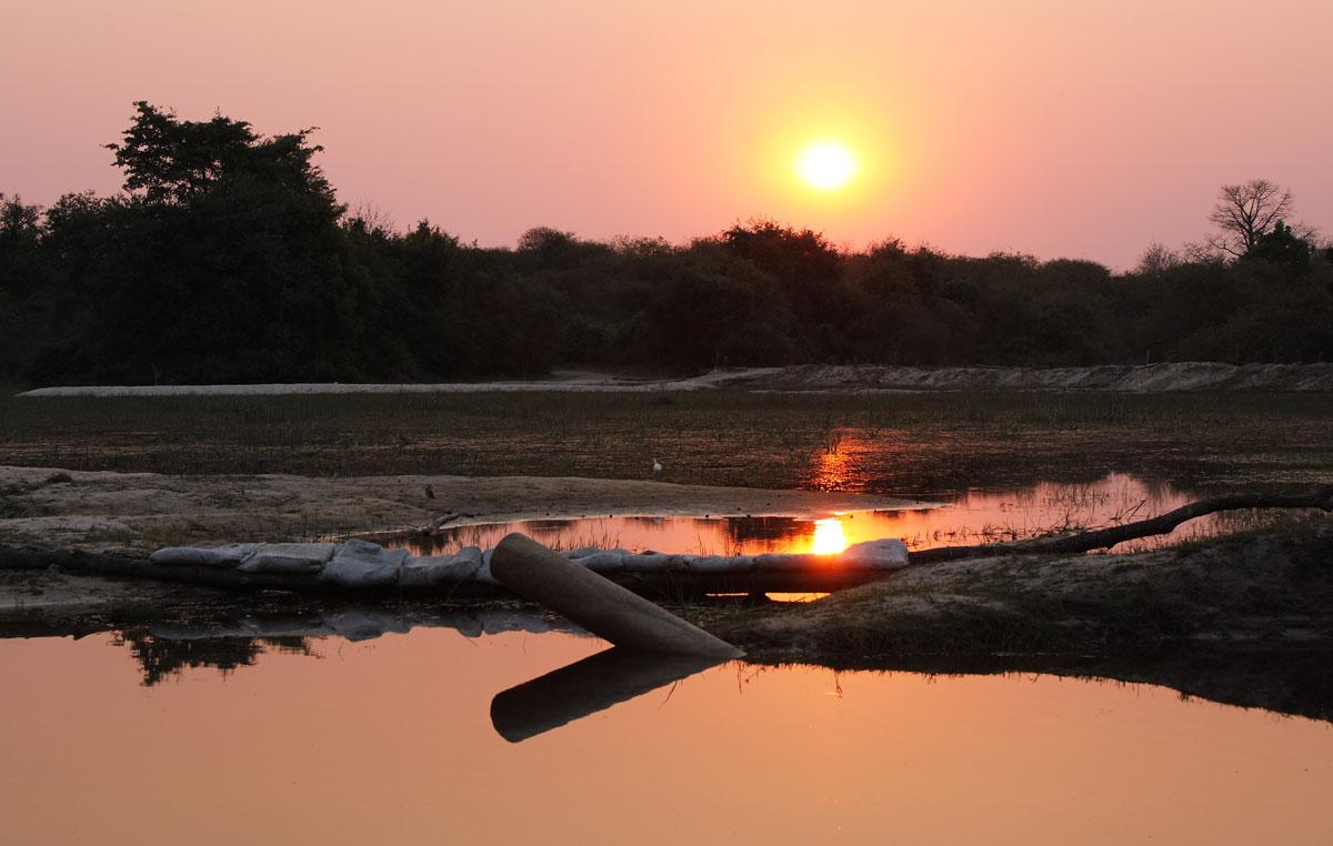 okavango-experience-tramonto