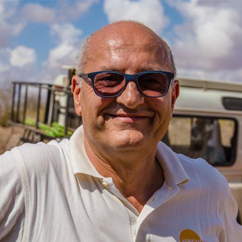 Leonardo Mancini - Guida safari in Africa