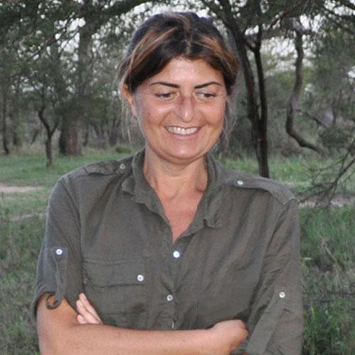 Nilde Evangelista - Organizzatrice safari in Africa